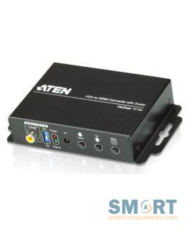 VGA/Audio to HDMI Converter with Scaler VC182-AT-G