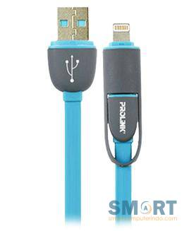PUC500 Two-in-One Charging Data Cable