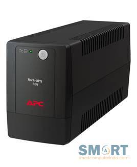 Back-UPS 650VA, 230V, AVR, Universal Sockets BX650LI-MS