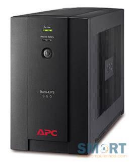 Back-UPS 950VA, 230V, AVR, Universal and IEC Sockets BX950U-MS