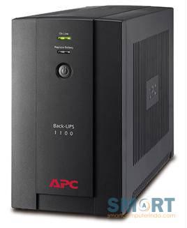 Back-UPS 1100VA, 230V, AVR, Universal and IEC Sockets BX1100LI-MS