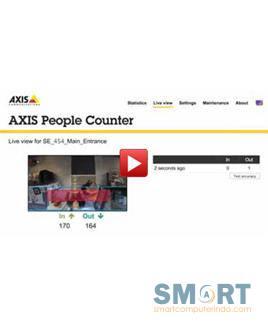 PEOPLE COUNTER E-LICENSE 01147-011