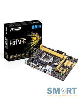 ASUS Mainboard H81M-E