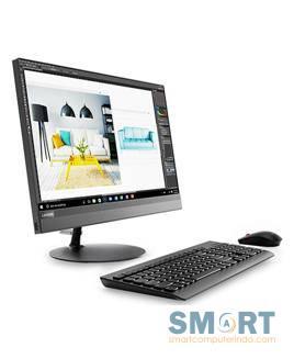 PC AIO 520 22ICB F0DT000EID (i5-8400T/4GB DDR4/2TB/ATI RADEON 530 2GB/Win10/ 21.5 Inch/Black)