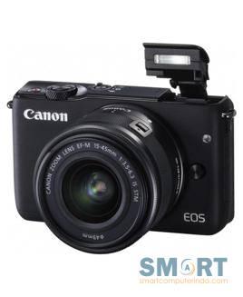 EOS M10 Black with Lens EF-M15-45mm EOSM10-B1
