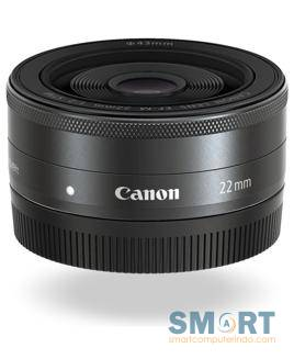 Lens EF-M 22mm f/2 STM Black