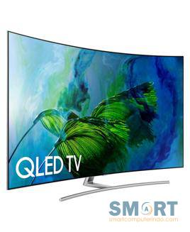 65 In. Class 65Q8C Curved QLED 4K TV With Bracket