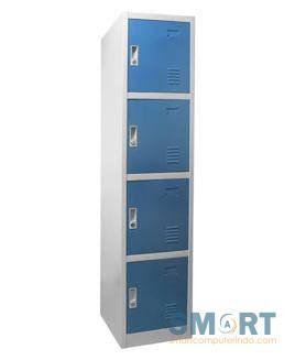 Locker with 4 doors - KL-4